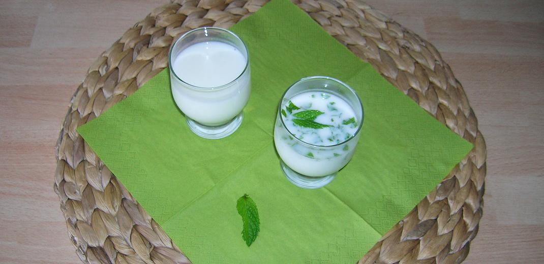 Lassi – ein ayurvedisches Erfrischungsgetränk