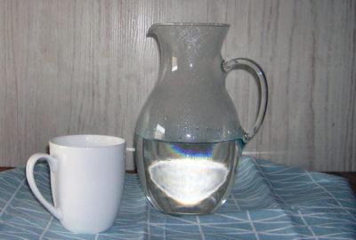 Heisses Wasser im Ayurveda