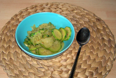 Fenchel-Zucchini-Curry