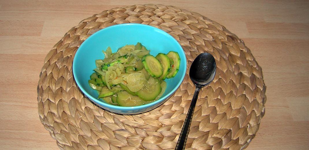 Fenchel-Zucchini-Curry
