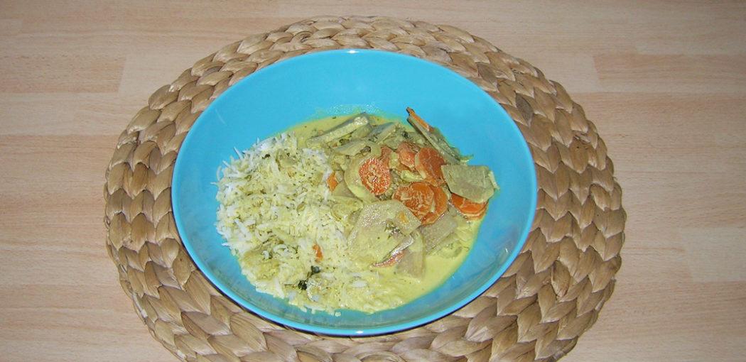 Fenchel-Karotten Curry