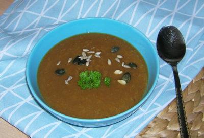 Kartoffel-Karotten Suppe