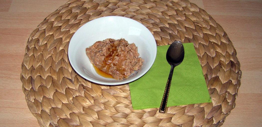 ayurvedischer Frühstücksbrei