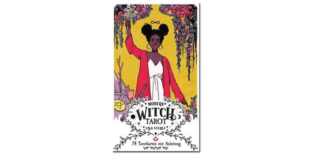 Modern Witch Tarot – von Lisa Sterle