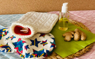 Ingwer gegen Menstruationsbeschwerden